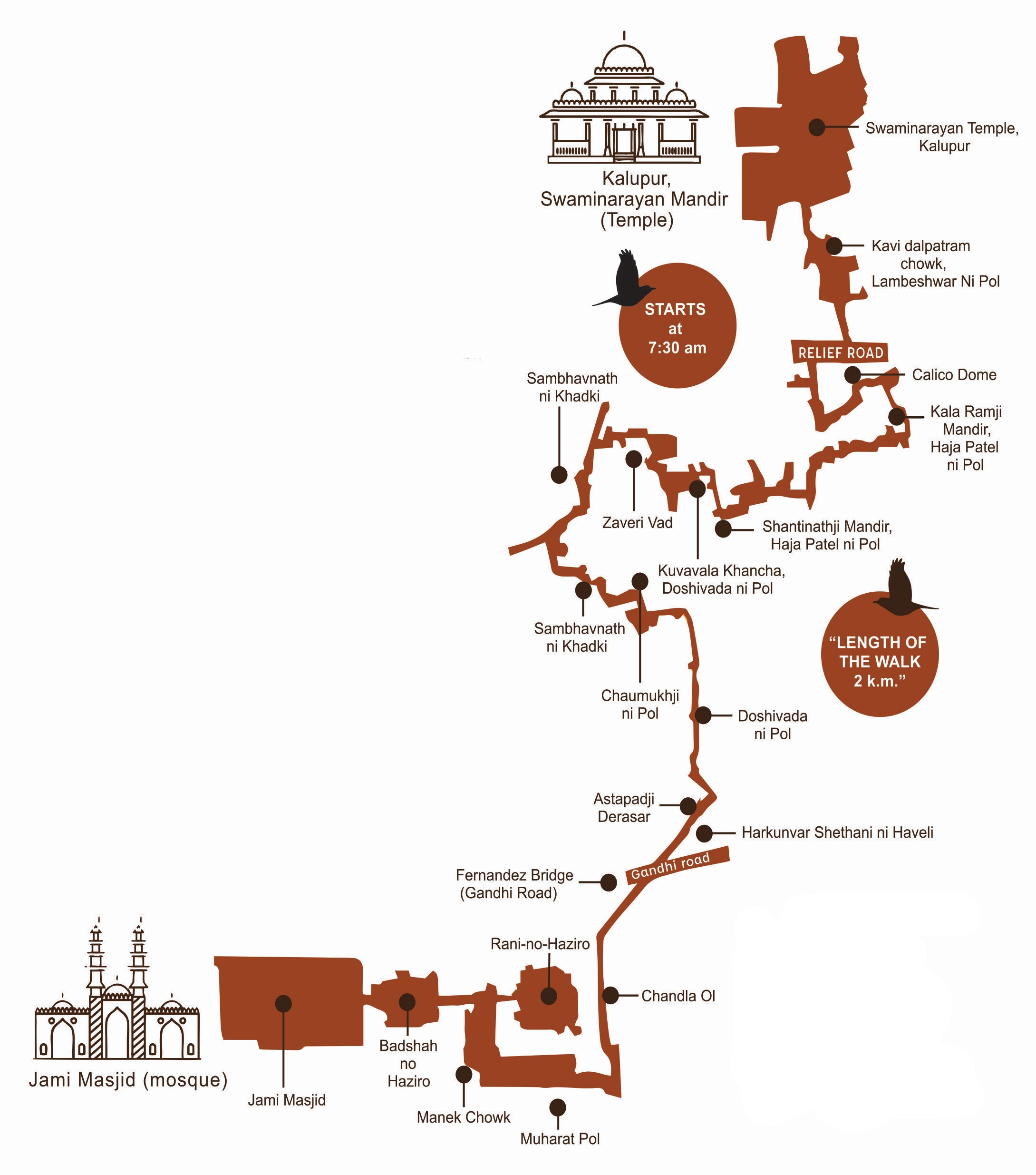 Heritage Walk :: Ahmedabad Municipal Corporation